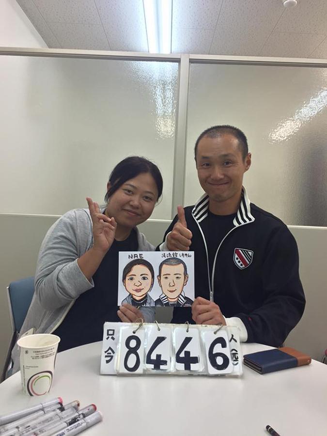 神姫商工イベント似顔絵_637