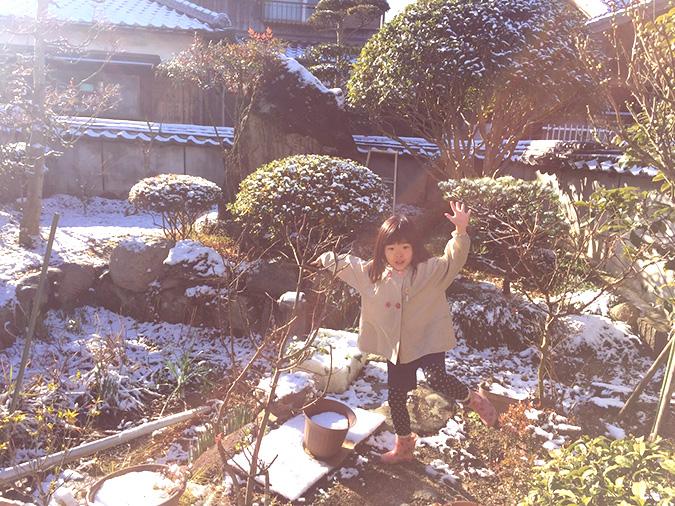 姫路に雪がふった路地でお洒落撮影してみた_3