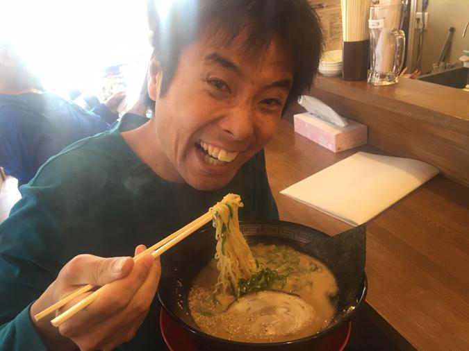 辻井にできている麺diningだいふくに_7921