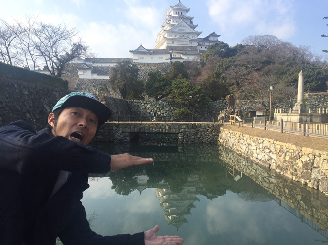逆さ姫路城_7188