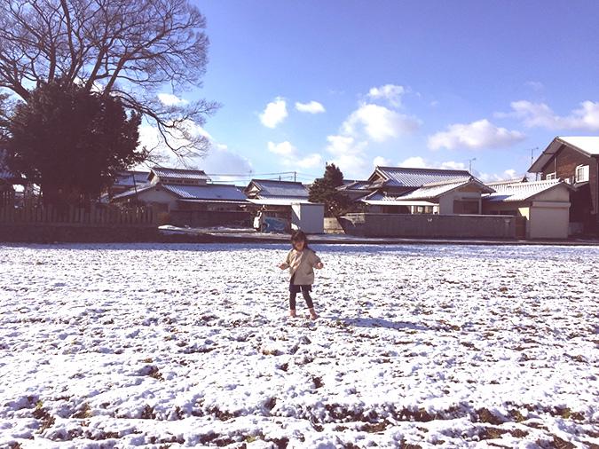 姫路に雪がふった路地でお洒落撮影してみた_13