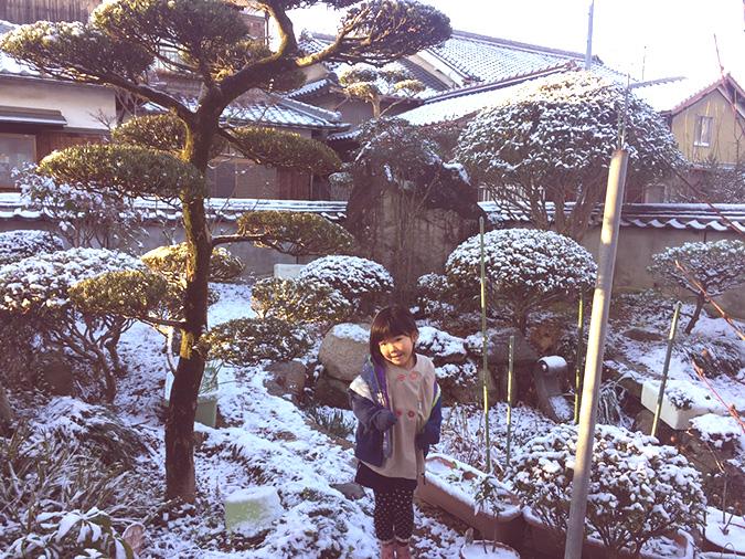 姫路に雪がふった路地でお洒落撮影してみた_14