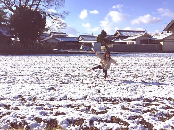 姫路に雪がふった路地でお洒落撮影してみた_15