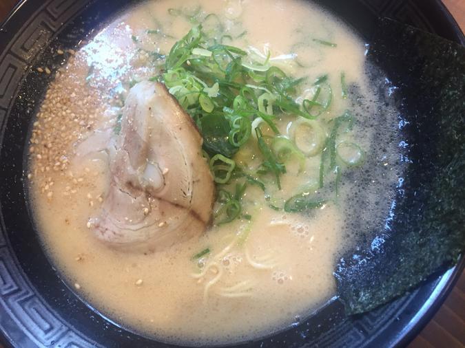 辻井にできている麺diningだいふくに_8687