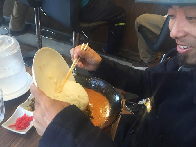 辻井にできている麺diningだいふくに_8709
