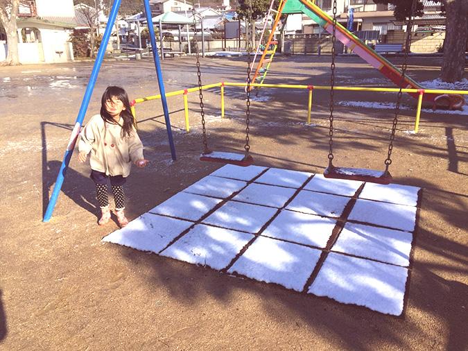 姫路に雪がふった路地でお洒落撮影してみた_9