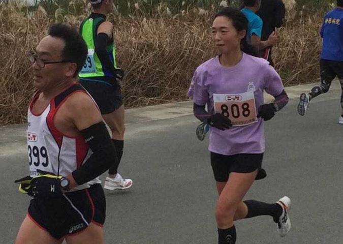 大阪国際女子マラソン_42