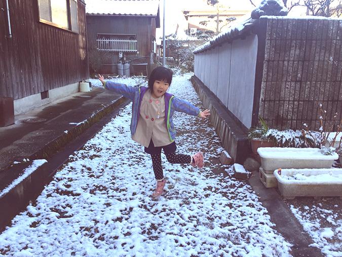 姫路に雪がふった路地でお洒落撮影してみた_11