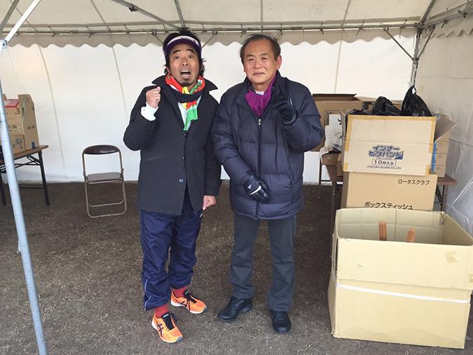 姫路城駅伝でブドウRC、Bチームが3位に_5252