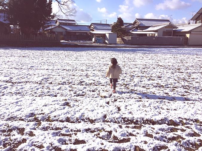 姫路に雪がふった路地でお洒落撮影してみた_6