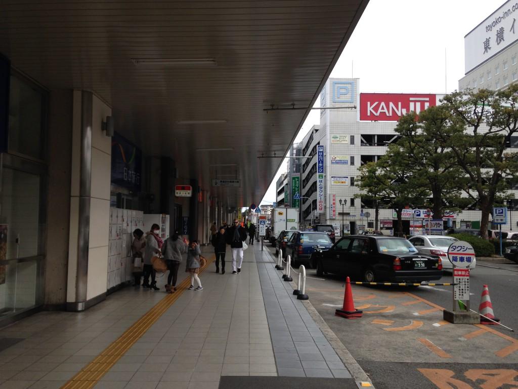 姫路駅 南口