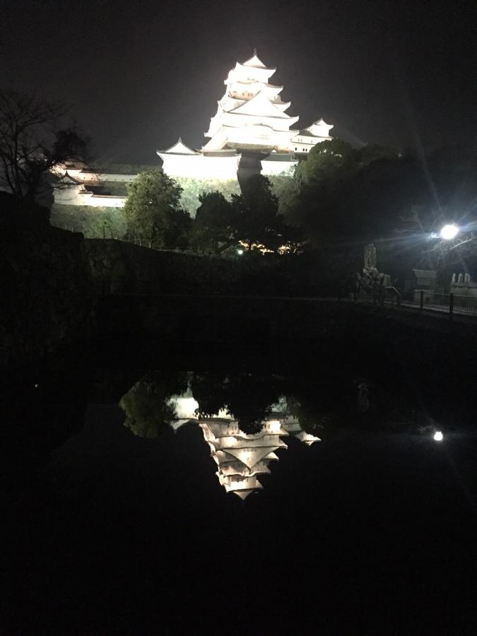 逆さ姫路城_7374