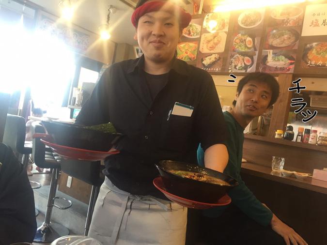 辻井にできている麺diningだいふくに_8145