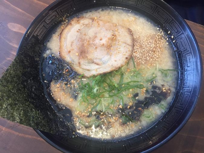 辻井にできている麺diningだいふくに_9960