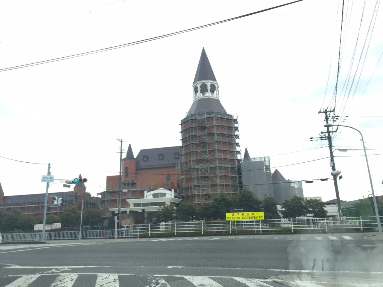 ベルクラッシク姫路が改装工事している_6269