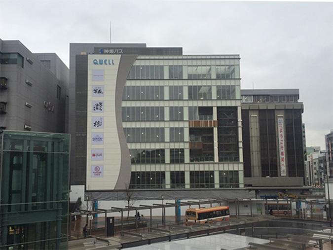 いつのまにか神姫バスの新ビルのロゴがお目_9061