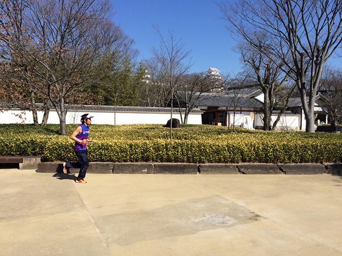 姫路城マラソン下見-2日目_4650