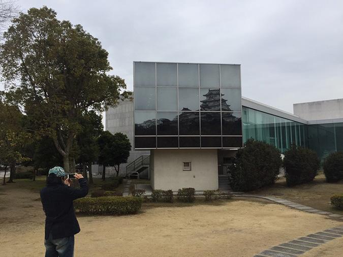 今日の姫路城20160223博物館_2388