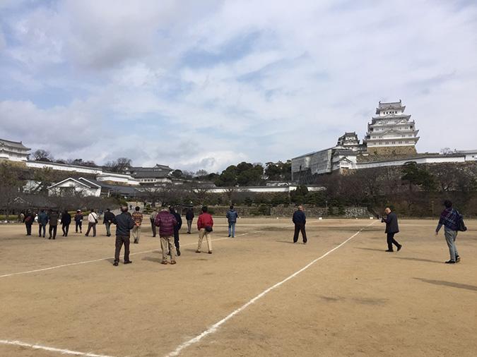 今日の姫路城-姫路マラソンの次の日_75
