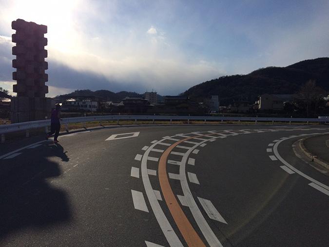 姫路城マラソン下見_5466