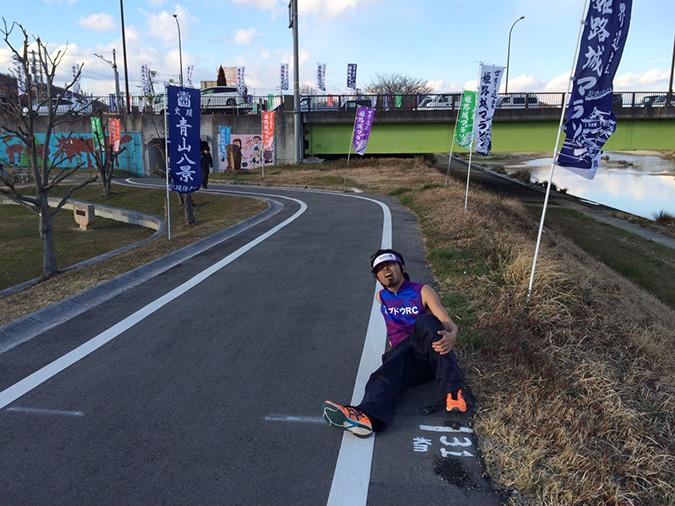 姫路城マラソン下見_5609