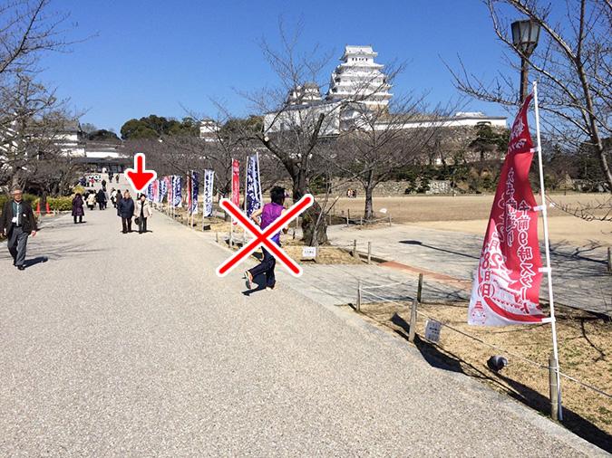 姫路城マラソン下見-2日目_4521