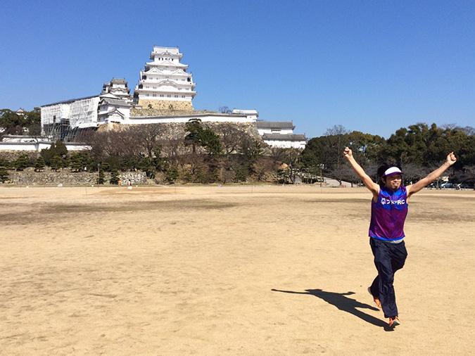 姫路城マラソン下見-2日目_6600