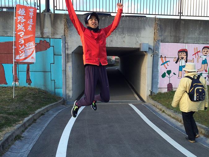 姫路城マラソン下見_5118_0