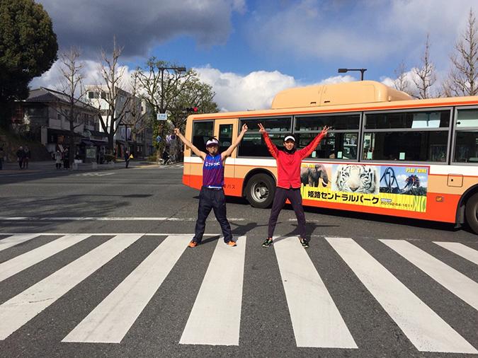 姫路城マラソン下見_8533