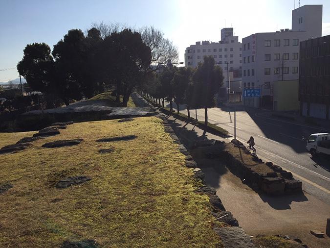 今日の姫路城20160218_9387