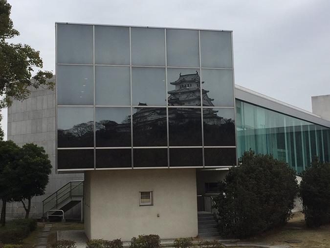 今日の姫路城20160223博物館_5104