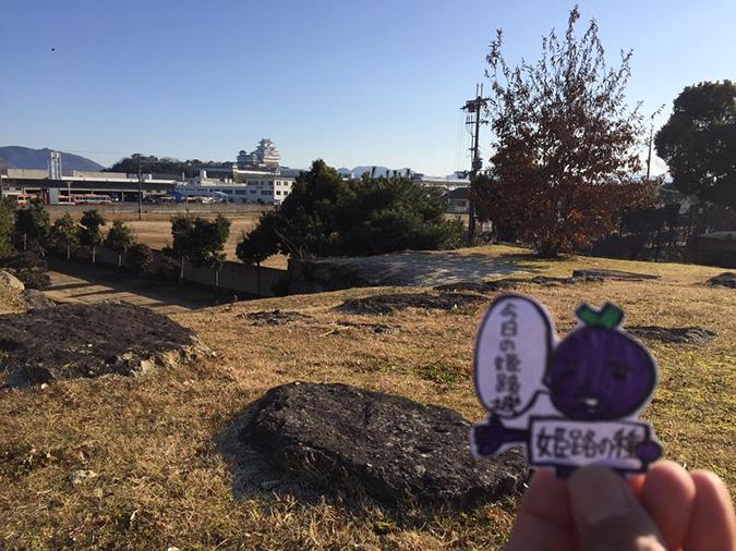 今日の姫路城20160218_5430
