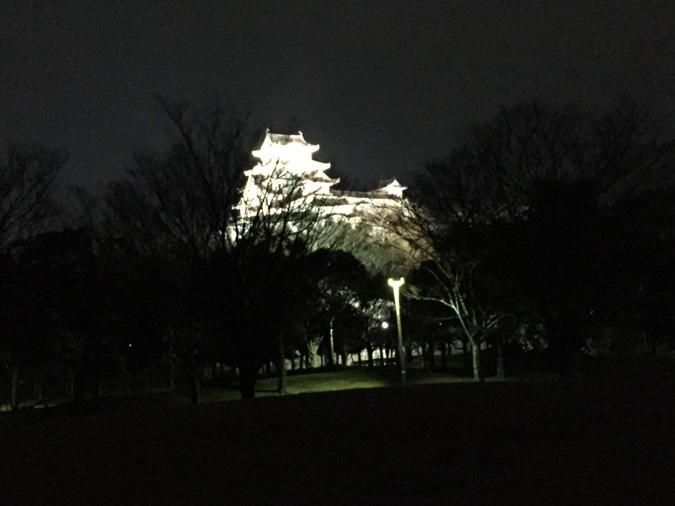 今日の姫路城-以外と知らない博物館に映る_8115
