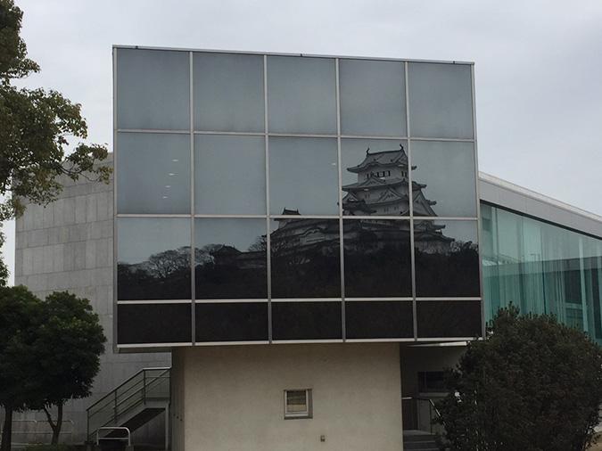 今日の姫路城20160223博物館_9854