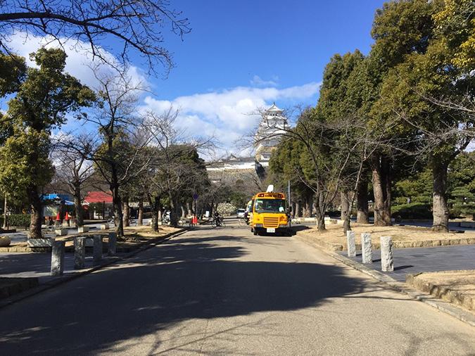 今日の姫路城すぬーピー_262