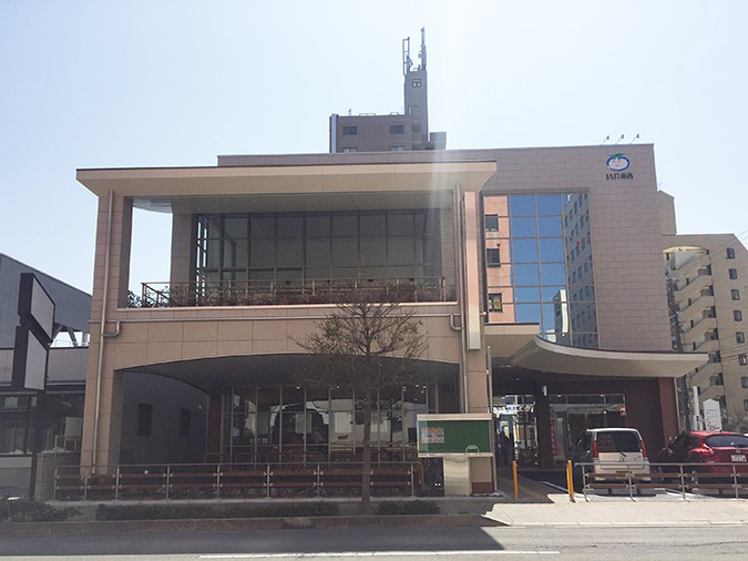 JA西兵庫 姫路中央支店新築オープン_6223