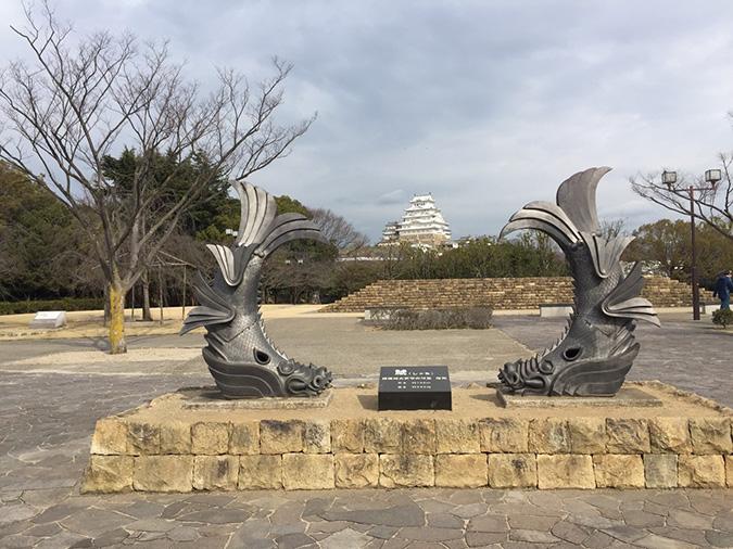 世界遺産姫路城10景城見台から撮った_9849