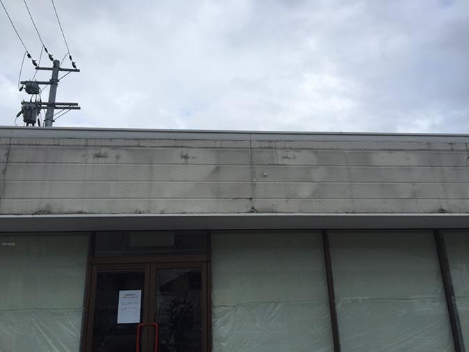 姫路東のポプラが閉店している_6370