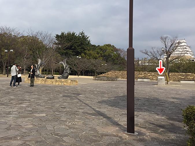 世界遺産姫路城10景城見台から撮った_4852