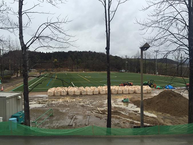 香寺総合公園のサッカーグラウンドが新く_1492