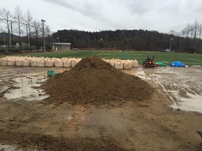 香寺総合公園のサッカーグラウンドが新く_4451