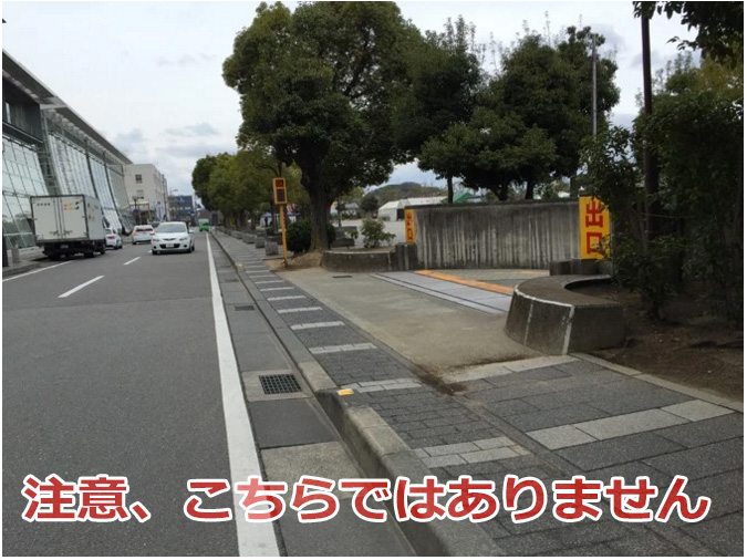 姫路の種大手前地下駐車場4