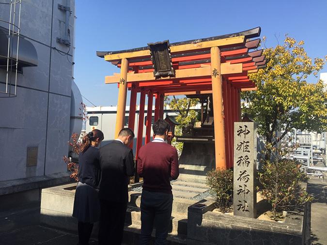 神姫バスの屋上から撮った姫路城_9336
