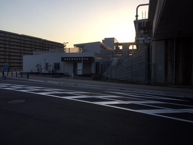 姫路東駅前日_6036