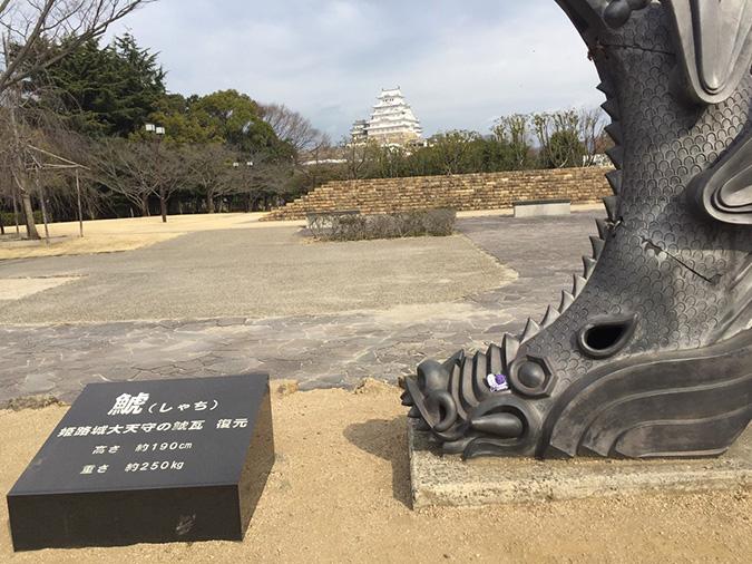 世界遺産姫路城10景城見台から撮った_5621