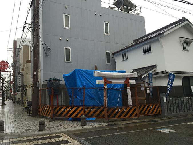 浴衣祭りの刑部神社がリニューアルしてる_6686