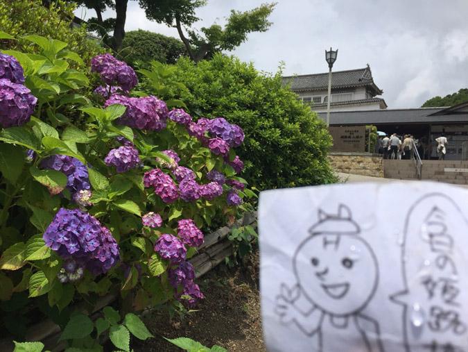 今日の姫路城0610_721