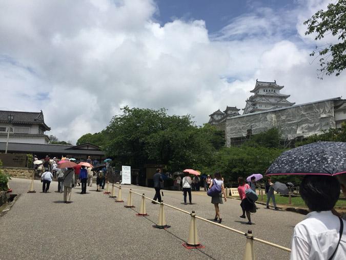 今日の姫路城0610_4302