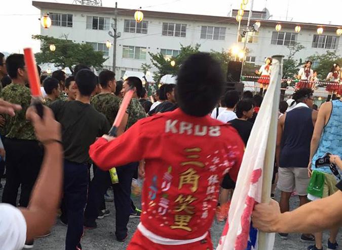 姫路自衛隊花火大会
