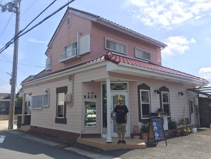 お城の見える喫茶店カシノキ本当に見えるか_1629